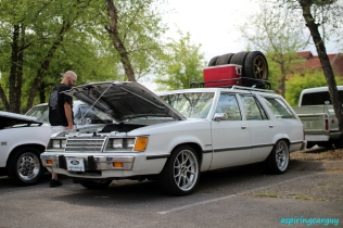 This Fairmont wagon packs a Coyote-swap, but you can build it without going that far.