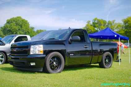 Modern trucks are cool too!