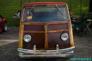 Wood makes any car more interesting.